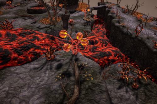 Stylized Fantasy Vegetation 2
